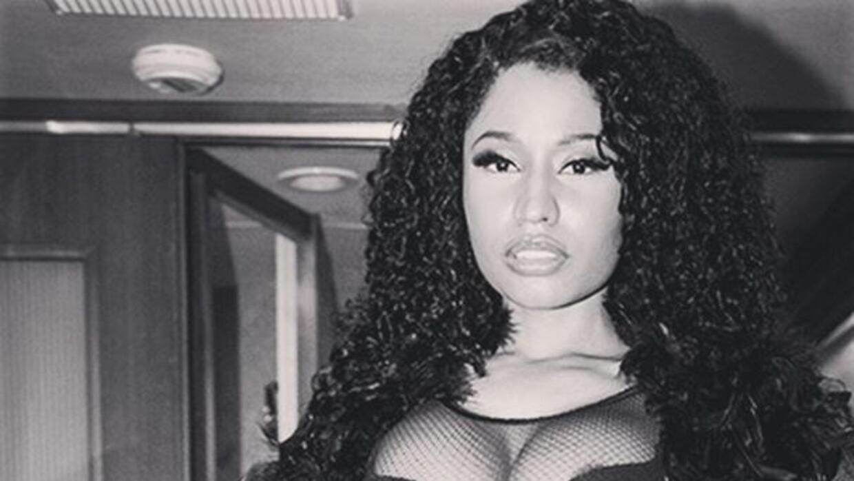 Nicki Minaj se pasó de atrevida en su video musical Only.
