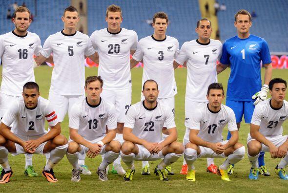 En el palmarés de los 'All Whites' figuran cuatro Copas de Naciones en O...