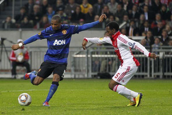 Pero llegó el primer gol del partido después de una serie...