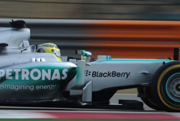 Mercedes comienza a destacarse como un contendiente serio a la hegemonía...