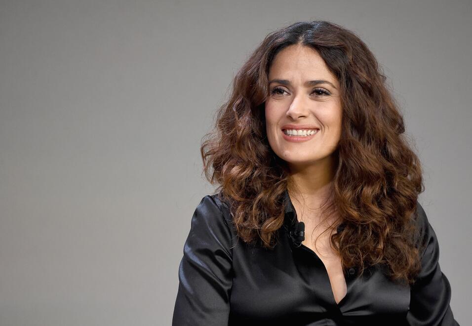 Más fotos de Salma Hayek