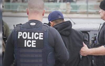 Aumentan las detenciones de migrantes sin antecedentes en la era Trump