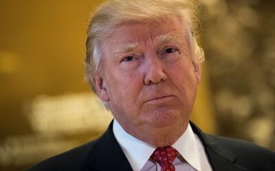 Mexicanos respiran alivio tras los primeros tres meses de Donald Trump y...