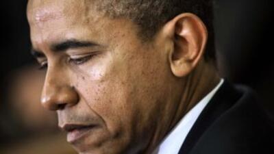 Una encuesta de Gallup reveló que Barack Obama ha perdido apoyo de parte...