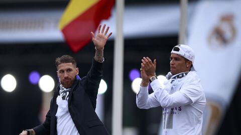 El Real Madrid se trasladó a Canadá para comenzar su pretemporada.