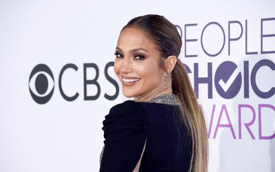 Jennifer Lopez en los People's Choice Awards 2017