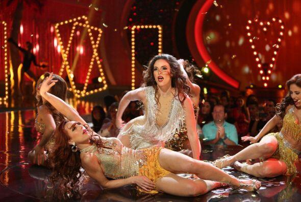 'Moulin Rouge' fue el tema con el que lograron explotar al máximo su sen...