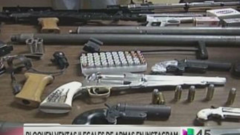 No más venta de armas en Instagram
