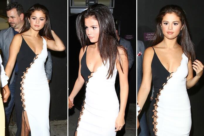 Selena gomez se pasea sin ropa interior univision for Rihanna sin ropa interior