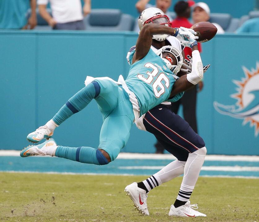 Tom Brady tuvo un mal día en Florida y los Patriots fueron derrotados 20...