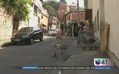 Favelas, una zona de contrastes en Río de Janeiro