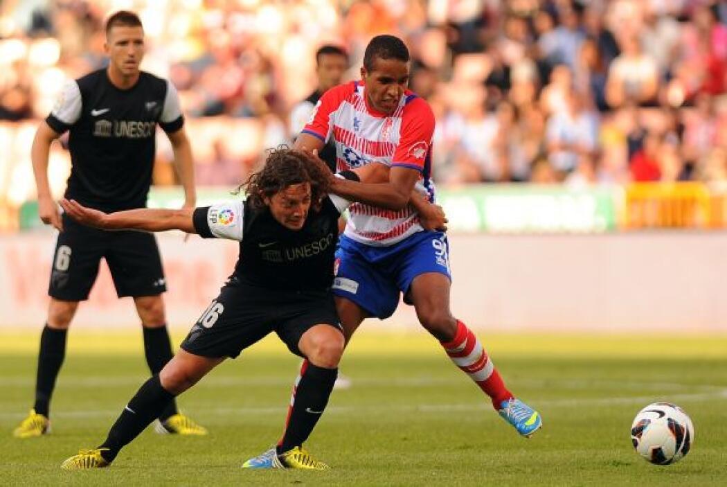 Con el triunfo, Granada se llevó tres puntos de oro en la lucha por no d...