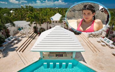 Kylie mansión