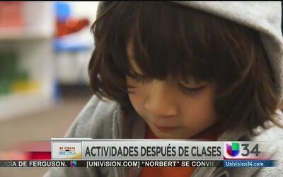 Beneficiosos programas después de clases en LA