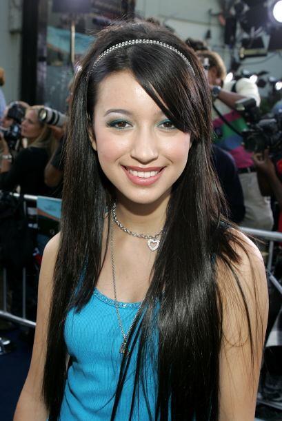 La actriz de raíces latinas comenzó a actuar desde que era una adolescen...