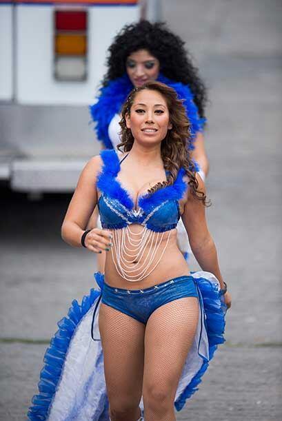Vota por las porristas del Monterrey vs. Atlante en la jornada 12, si lo...
