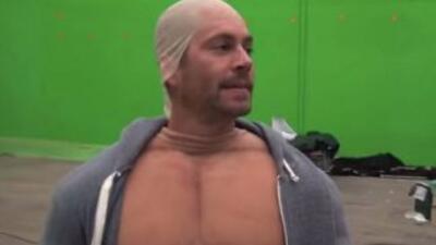 Paul Walker imita a Vin Diesel