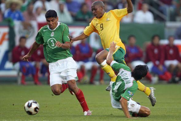 Aquella derrota fue en el ya lejano 2005 en la fase de grupos de la Copa...