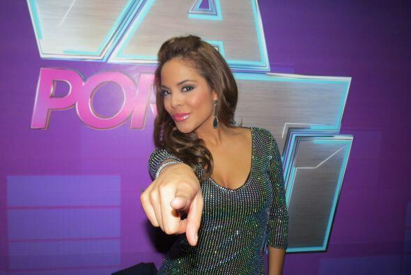 Yesenia tuvo que abandonar la competencia en la segunda gala, para que S...
