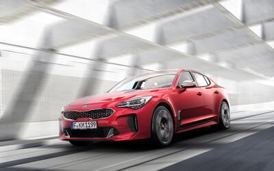 Kia pisa fuerte en el Auto Show de Detroit con el nuevo Stinger 2018