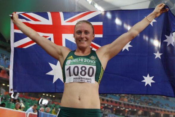 Sally Pearson (Juegos del Commonwealth Nueva Deli 2010- Final 100m): Pea...