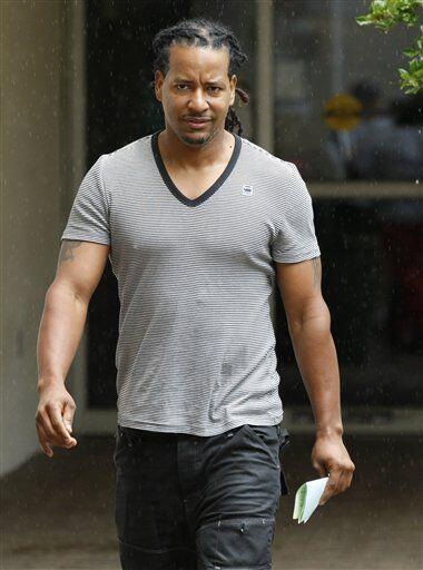 El pelotero dominicano Manny Ramírez fue arrestado en el 2001 por...