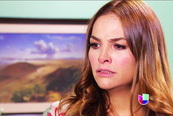 Ni modo Jenni, tendrás que revelarle la verdad sobre Diego.