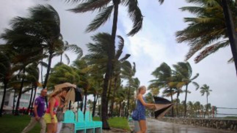 Tormenta Tropical. (Archivo)