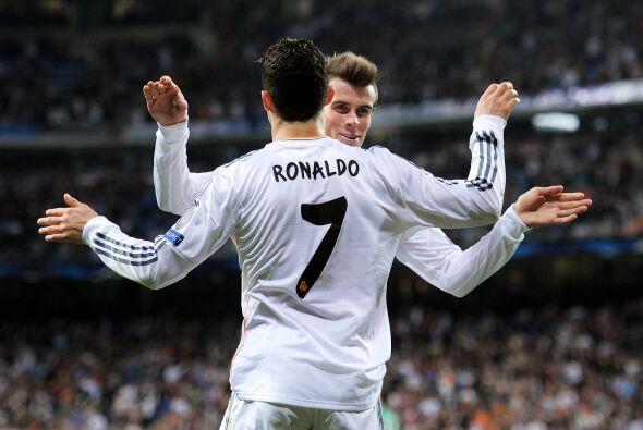 'CR7' igualaba los dos goles que le marcó a los alemanes en el pa...
