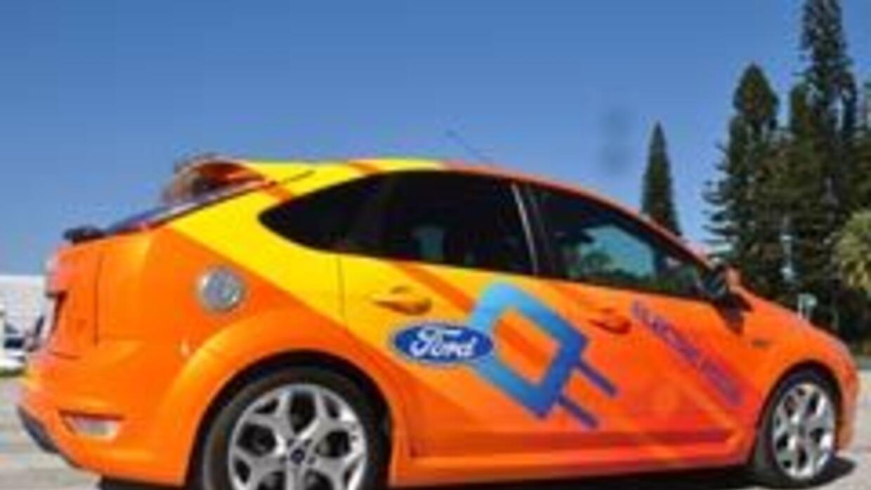 Ford Focus BEV 2011