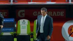 Santos vs Pachuca: Se acabó. El árbitro da por terminado el partido.