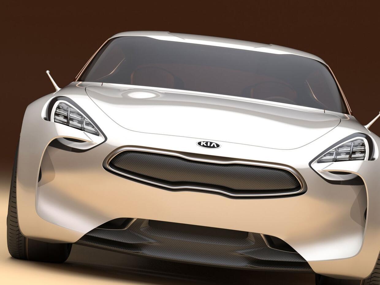 Kia GT Concept 2011