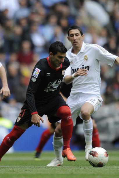 A temprana hora, la fecha 35 de la Liga española inició su...