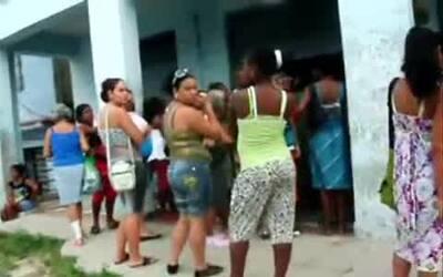 Gran escasez de suministros para embarazadas en Cuba