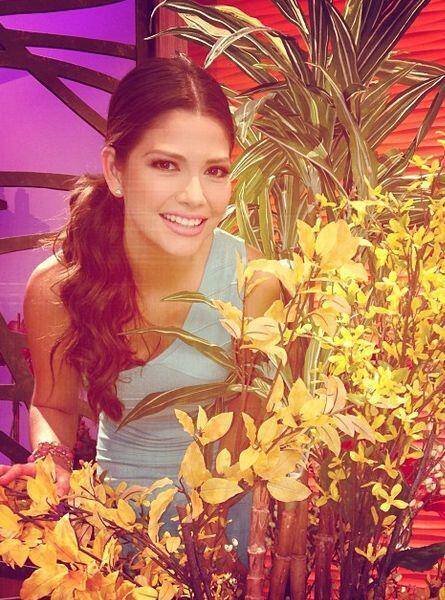 """Se asoma la primavera"", dijo Ana. (Febrero 25, 2014)"