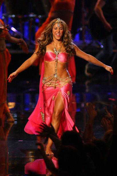 Shakira Bellydancer: Sin lugar a duda, muchos se enamoraron de Shakira d...