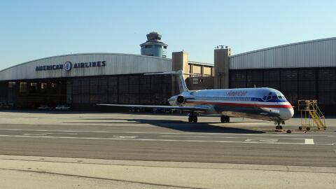 ¿Cuáles son las peores aerolíneas de EEUU según el Departamento de Trans...