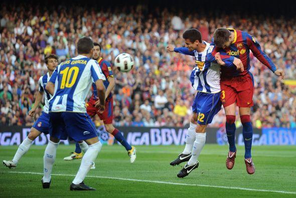 Y tuvo que aparecer un hombre de defensa para convertir un nuevo gol.