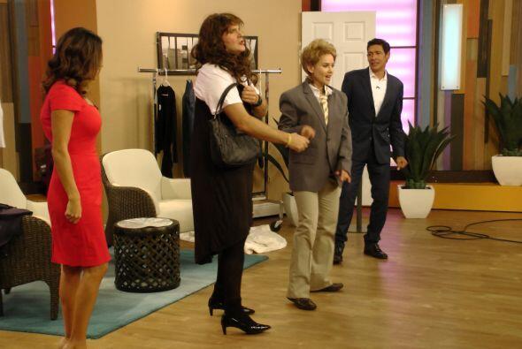Junto a Johnny Lozada y Karla Martínez, nos demostraron lo dif&ia...