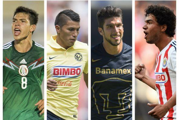 Miguel Herrera, técnico de México, tendrá que ampli...