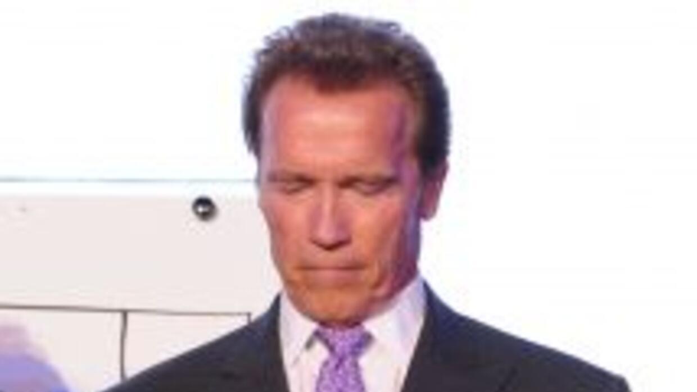 Arnold Schwarzenegger ha tenido un acercamiento con su hijo Joseph, a qu...