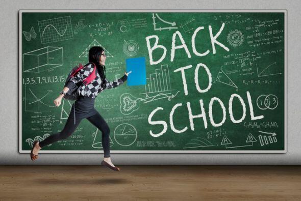 Es agosto, el verano se está terminando y nuestros niños regresarán pron...