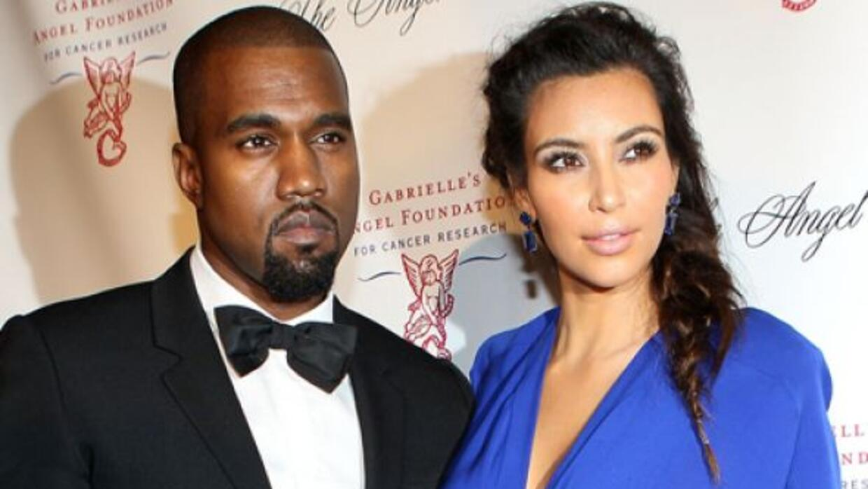 West se hace cargo de imagen de Kim