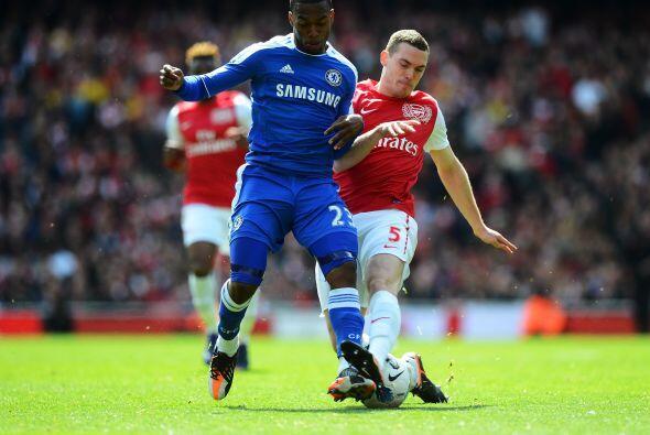 Con el empate 0 a 0, Arsenal se mantiene tercero en la liga.