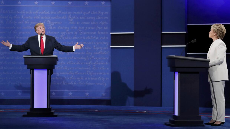 ¿Qué candidato dijo más mentiras en el debate?
