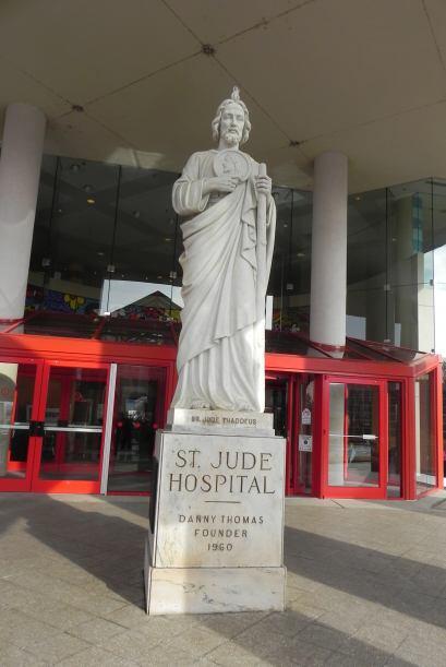 San Judas Tadeo, patrón de las causas dificiles.  Los científicos de St....