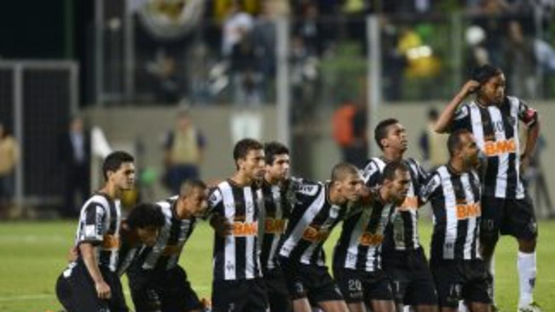 El partido de vuelta de la final de la Copa Libertadores entre el Atléti...