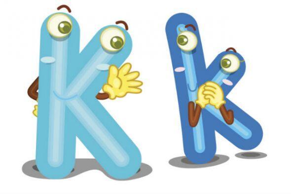 K - k