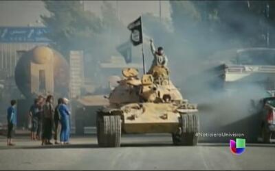 Una cacería humana se puso en marcha por el islamista que decapitó a Jam...