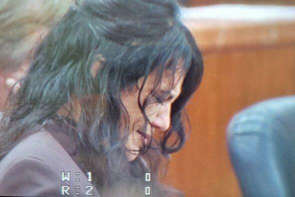 Culpable, así la considera el juradao. Ana Trujillo, de 45 años, podría...